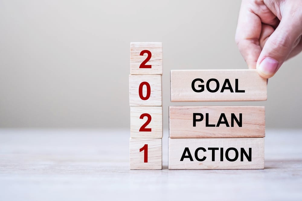 4 Business Resolutions to Make for 2021